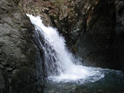 2つ目の滝