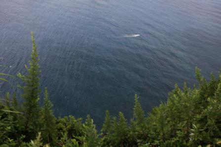 摩天崖絶壁