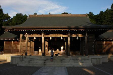 隠岐神社3