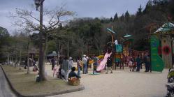 鏡山公園アコ練習20130331-1