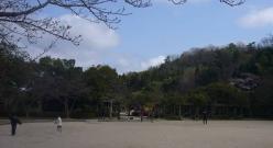 鏡山公園~初めての場所20130328-1