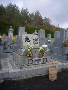 墓参り20131227