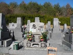 墓参り20140127-3