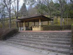 アコーディオン練習~鏡山公園ー2