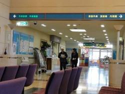 定期診察で病院20140127-1