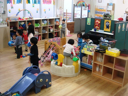 幼児保育室1