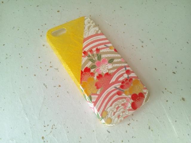 iPhoneカバー 和紙携帯カバー 和柄iPhoneカバー 和風iPhoneカバー 友禅和紙カバー 和風スマホカバー 和紙スマホカバー