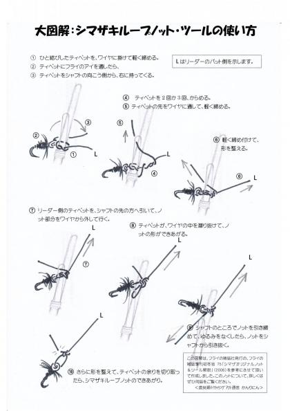 20141110_シマザキループノット・ツールの使い方