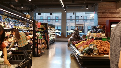 Delmar grocery