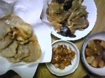 Aキノコ料理
