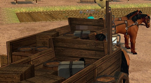 馬車 デーライト キア上 交易 14