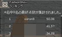 ランキング ファッションコンテストリニューアル  11