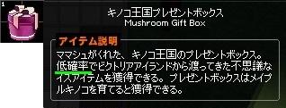 キノコ王国プレゼントボックス ママシュ 25-horz