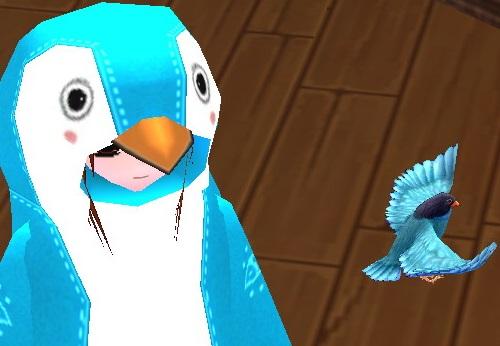 青い鳥 ペット リストラ 1