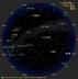 12月の星空(木星)
