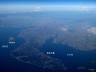 写真9:知多半島と白山