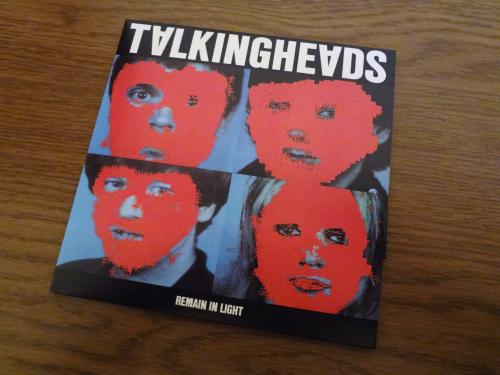 TALKINGHEADS / REMAIN IN LIGHT