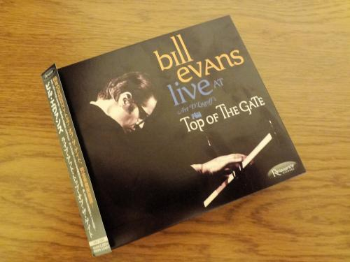Bill Evans / Live at Art D'Lugoff's Top of the Gate