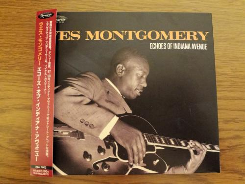 Wes Montgomery / Echoes of Indiana Avenue