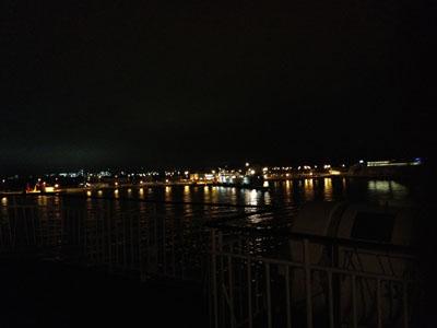 青森の夜景