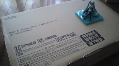 初音ミク-Project DIVA-F専用コントローラ2