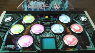 初音ミク-Project DIVA-F専用コントローラ4