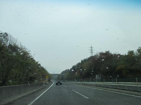 関越自動車道。