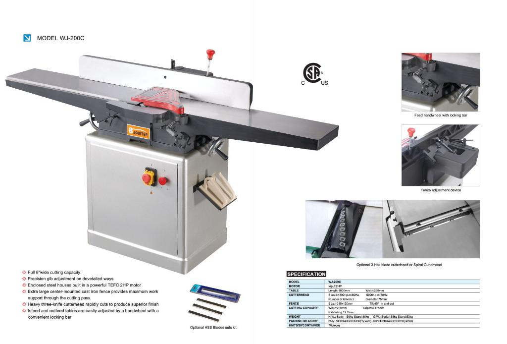 jointer wood