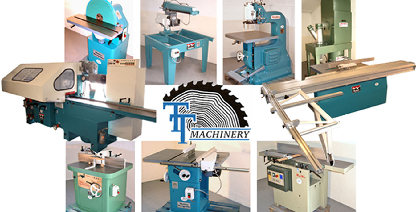 woodwork machines