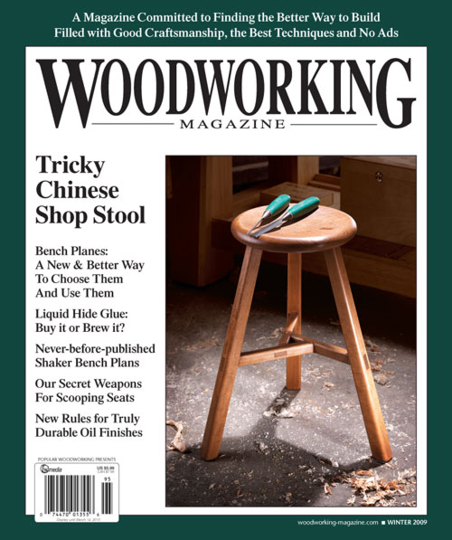 woodworkers magazine