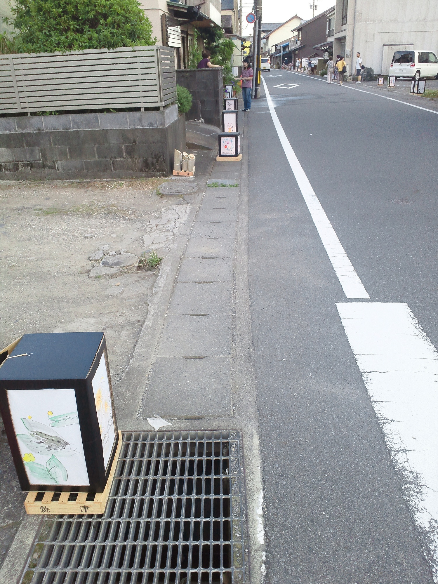 浜通り夏のあかり展201208031830