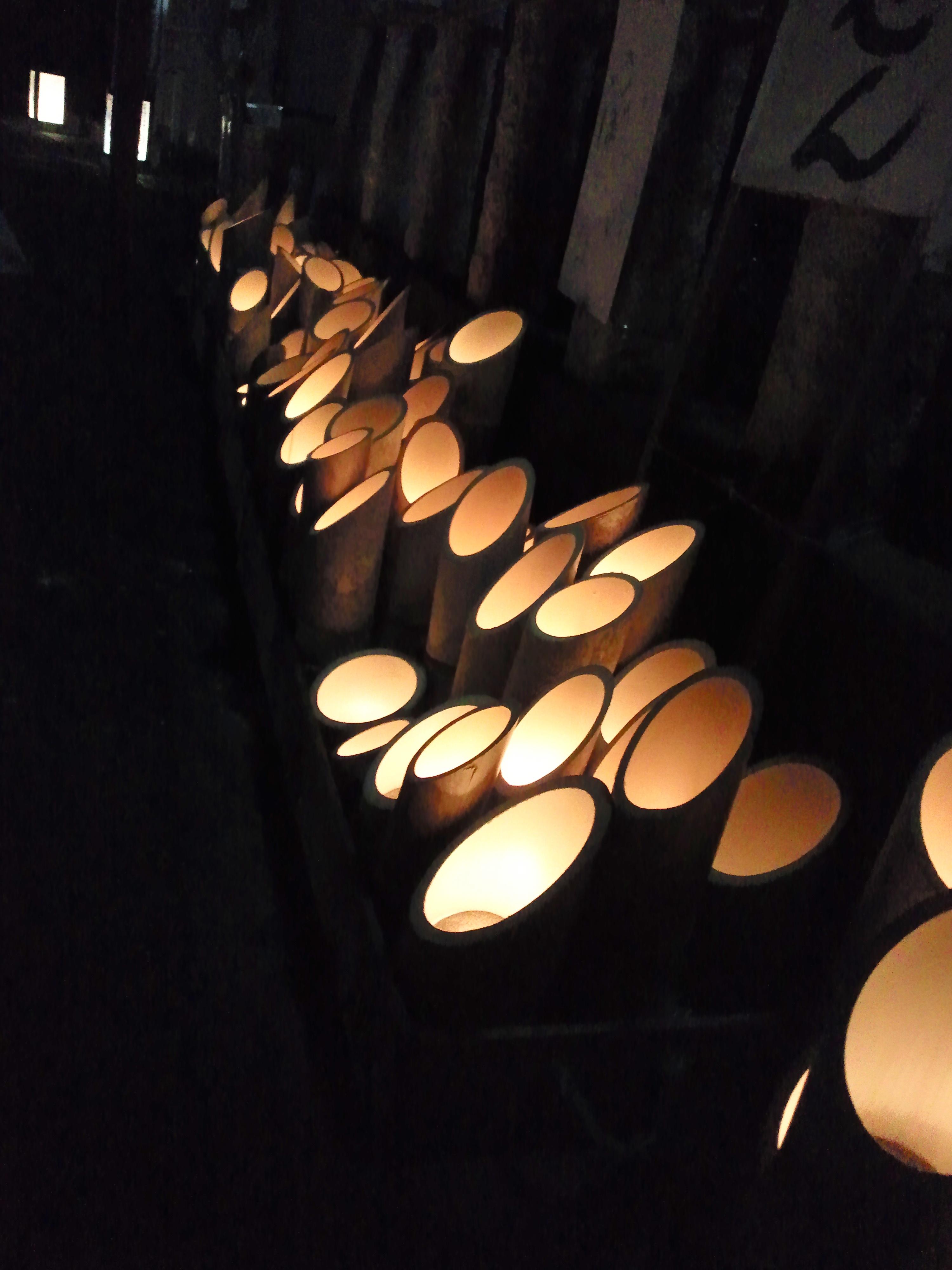 浜通り夏のあかり展201208031936
