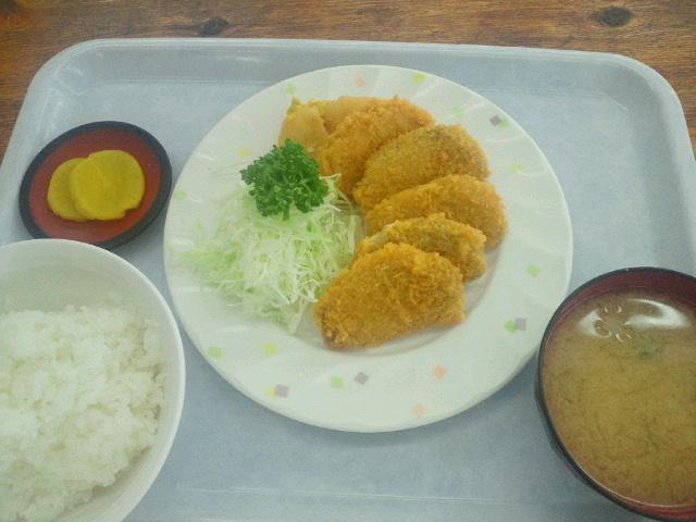 小川港魚河岸食堂黒はんぺん定食20120812
