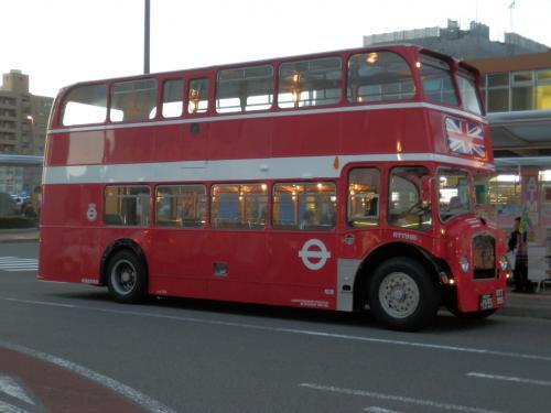 ロンドンバス横