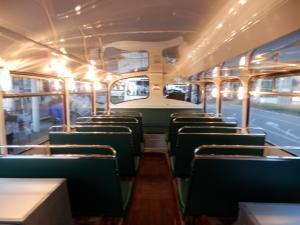 ロンドンバス1F