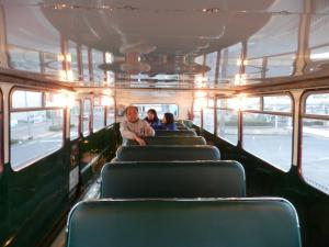 ロンドンバス2F