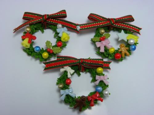 クリスマスリース2