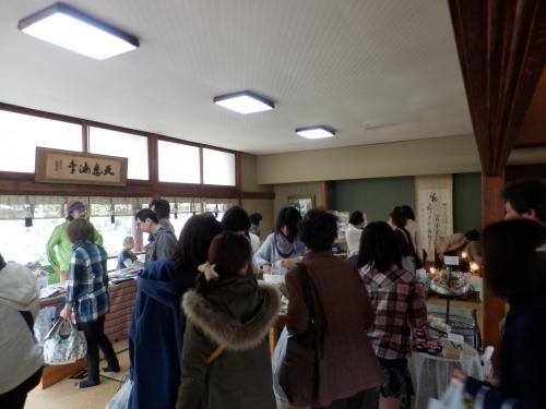 焼津神社deマルシェ 月冰殿