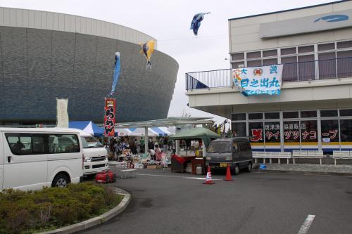 うみえ~る朝市20120721
