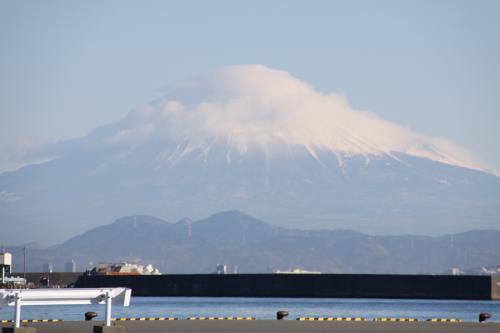 かき氷富士山