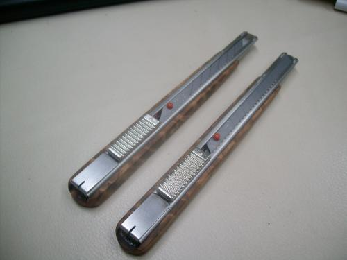 杉カッターナイフ2