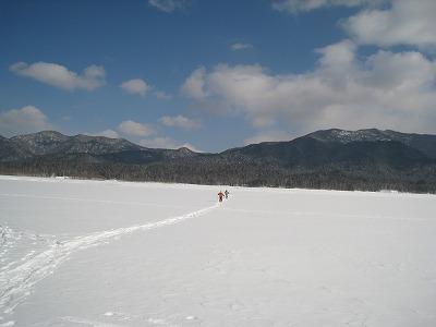 糠平湖横断