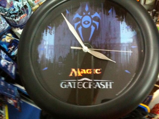 MTG時計