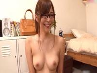授業になるわけない家庭教師のお姉さんの全裸授業!