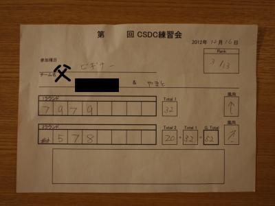 CSDC4回30.12/12/16
