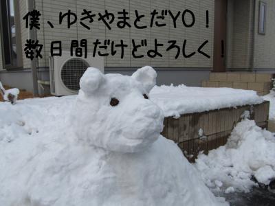雪リターンズ18.13/01/28