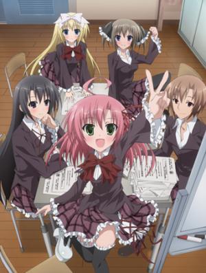 『生徒会の一存 新アニメ』ニコ生第1話の満足度・・・とても良かったが58.5%と微妙な結果に