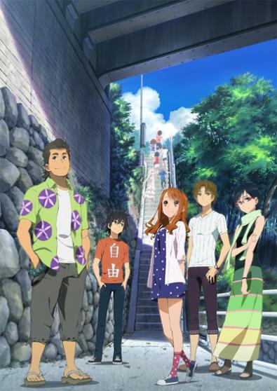 劇場版『あの花』公開日が2013年8月31日(水)に決定