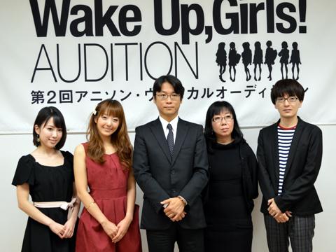 【ヤマカン新作】『らき☆すた』のスタッフが再集結しオリジナルアニメ『Wake Up,Girls!』を制作決定! 7人の主役はすべて新人声優オーディションで起用!