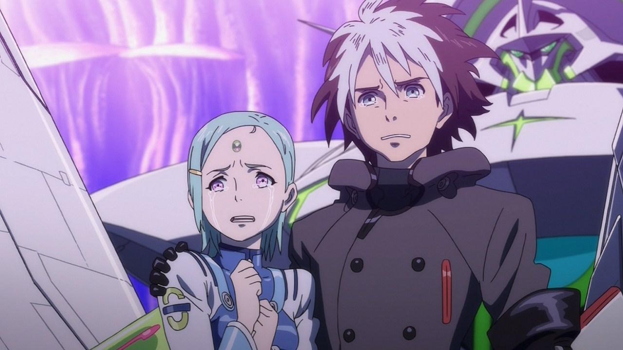 Eureka Seven Nude pertaining to adult eureka and renton sad | eureka 7 | pinterest | anime, otaku